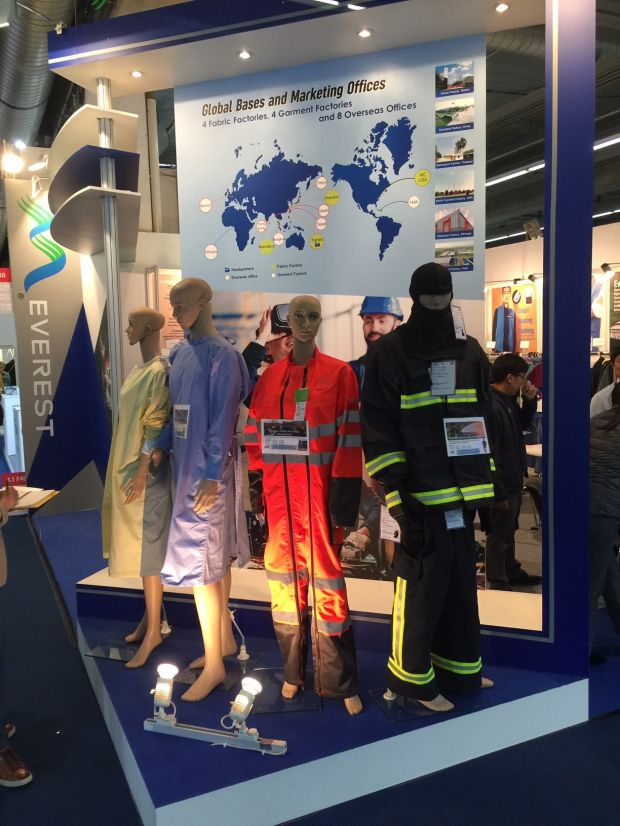 Impressions from Techtextil