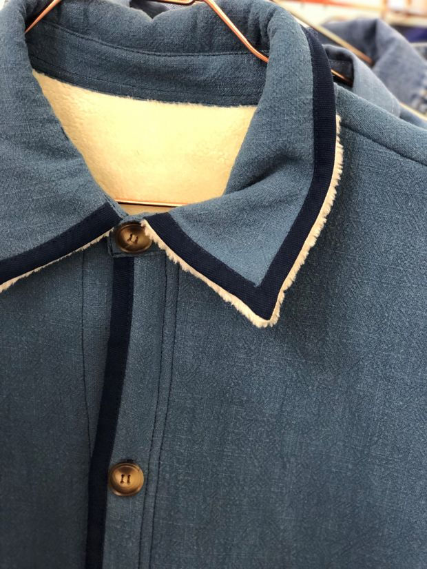 L.F. Markey linen jacket
