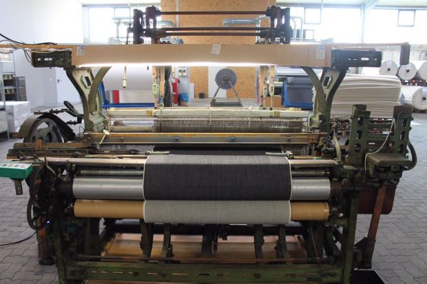 The loom had to be extensively repaired.