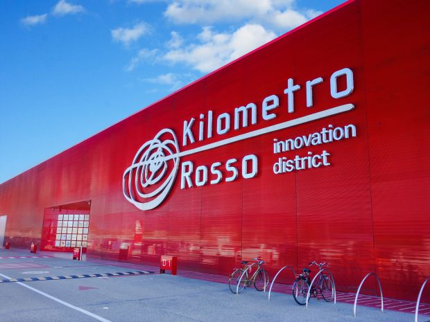 Kilometro Rosso innovation district hosting Albini Next hub