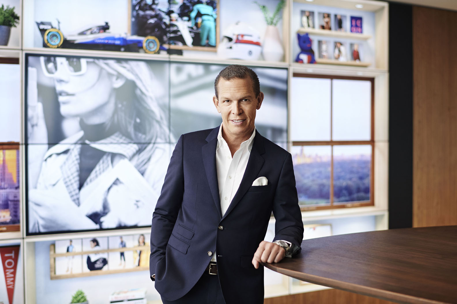 Tommy Hilfiger's next global expansion plans