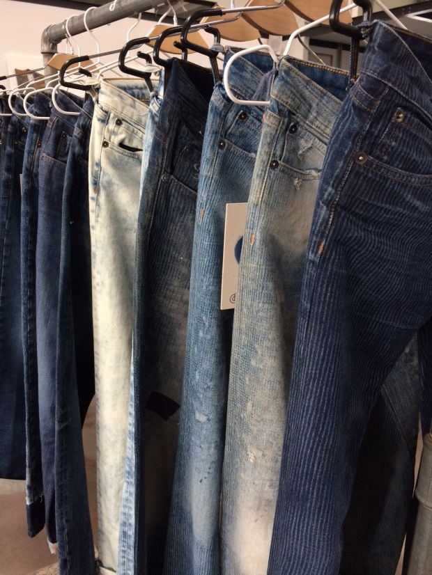 Tonello denim