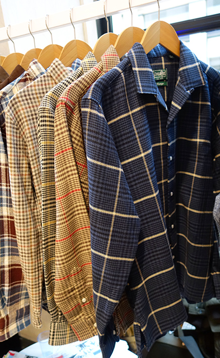 Trend Flannel shirts in classic checks: Portuguese Flannels