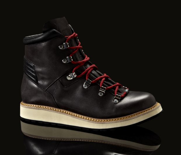 Boot by Vael, Coleman Horn's own brand