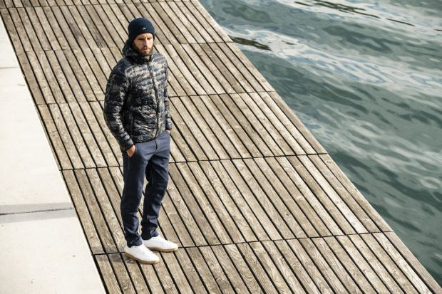 Look by outdoor/skiing brand Eider