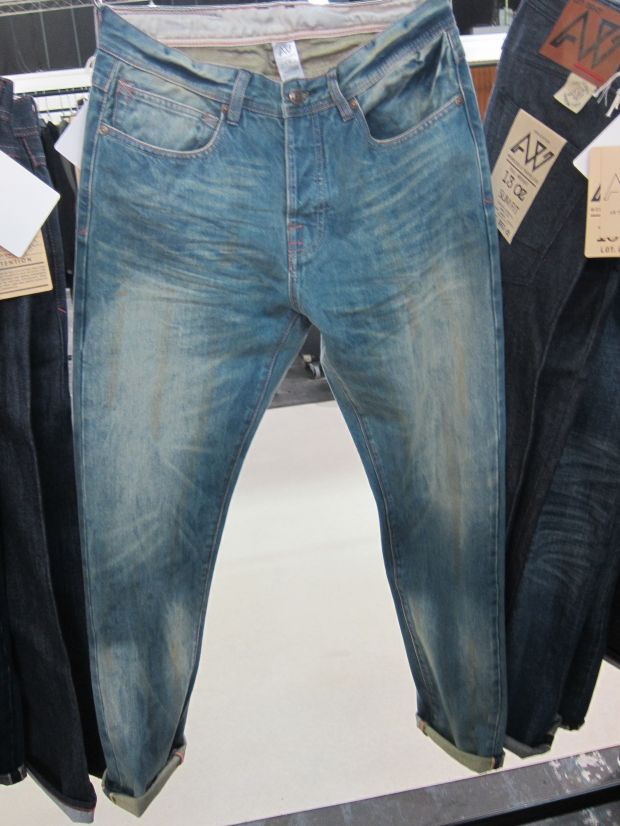 Andre Williams jeans