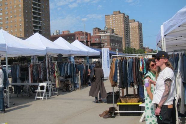 Kingpins New York show will also once again host a vintage market onsite at Pier 36.