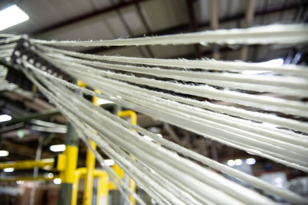 Primaloft fiber production