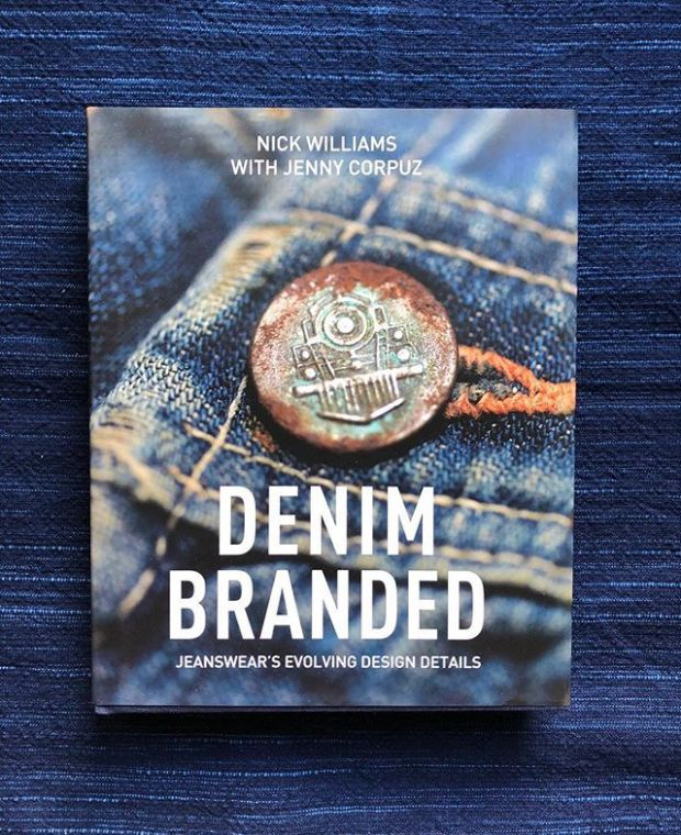 Denim Branded – Jeanswear Evolving Design Details (Schiffer Publishing Ltd; £39.99).