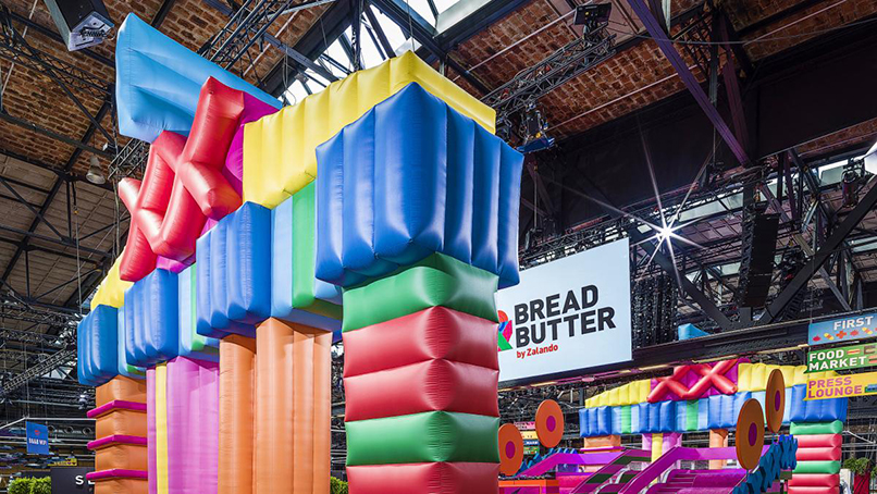 Zalando cancels Bread & Butter