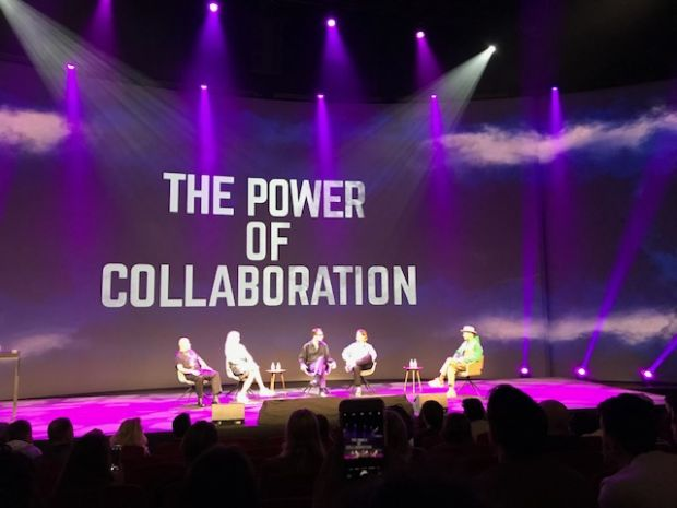 Panel talk on the power of collaborations
