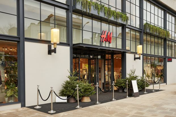 H&M store, Hammersmith, London