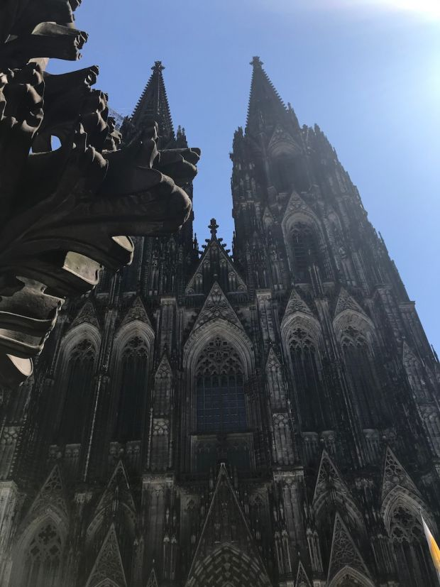 The 'Dom', Cologne's famous cathedral