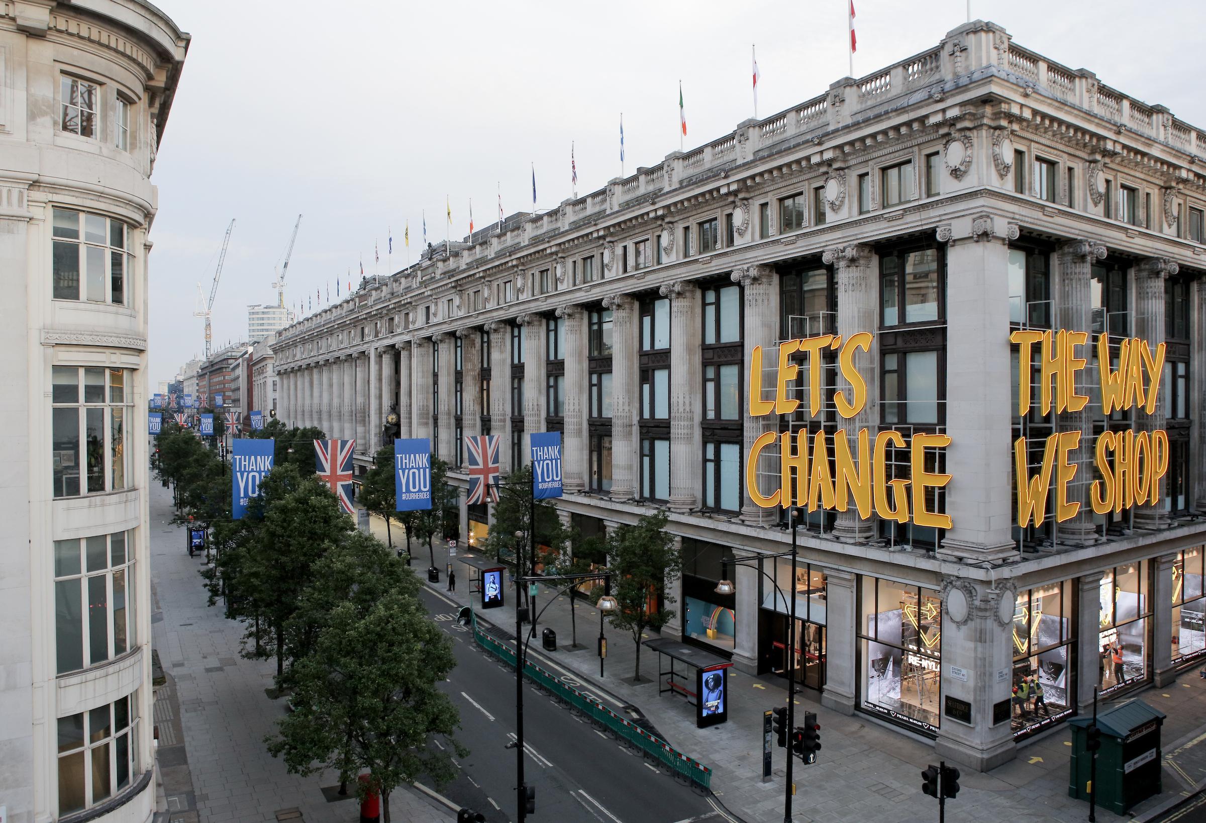 A revolution in retail?