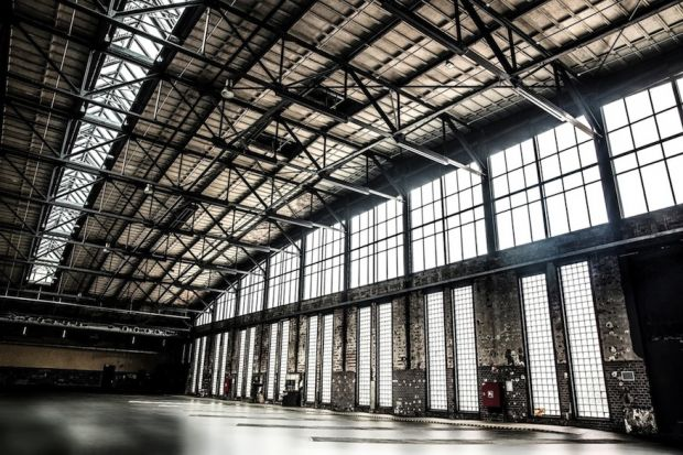 Inside Arena Berlin, Denim PV's November location