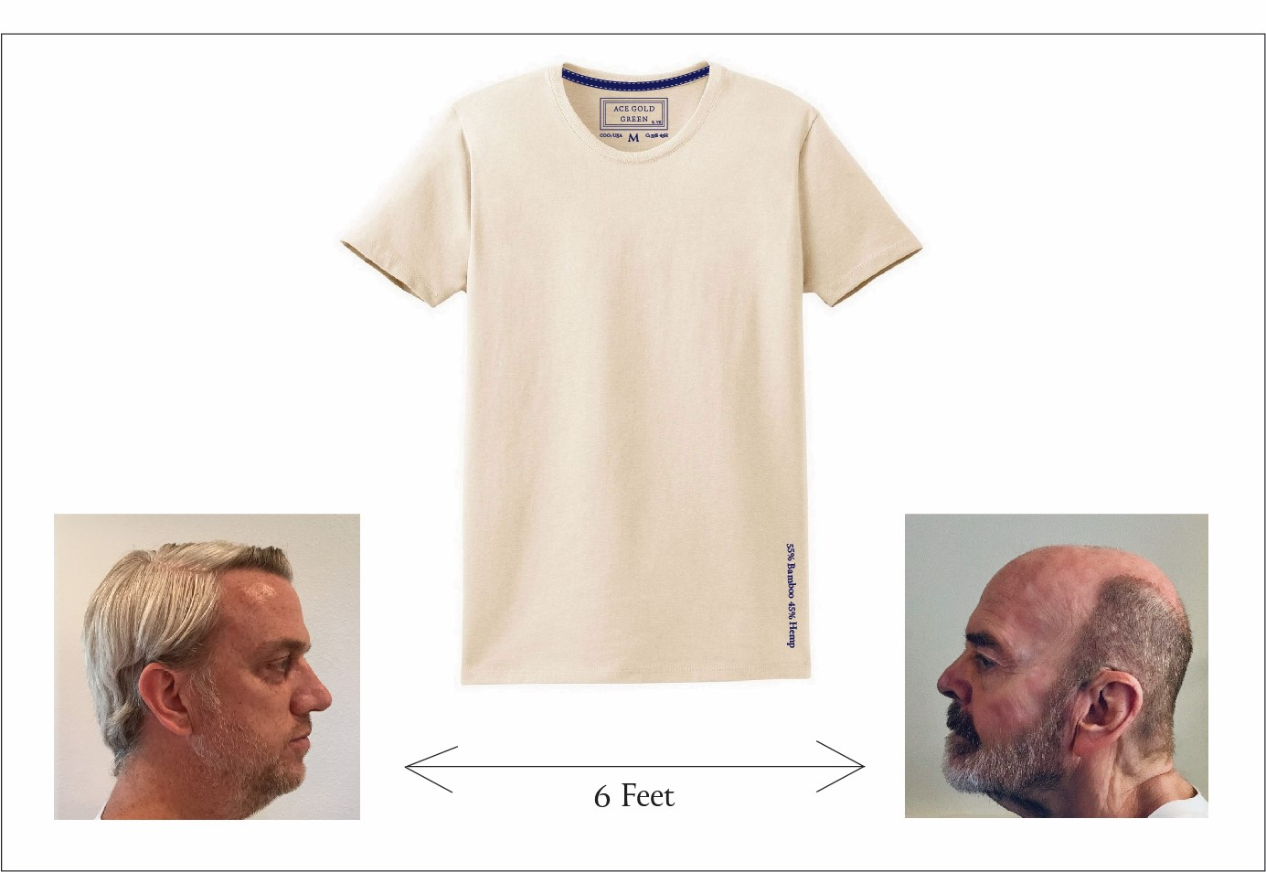Adriano Goldschmied introduces 100% cotton free t-shirt