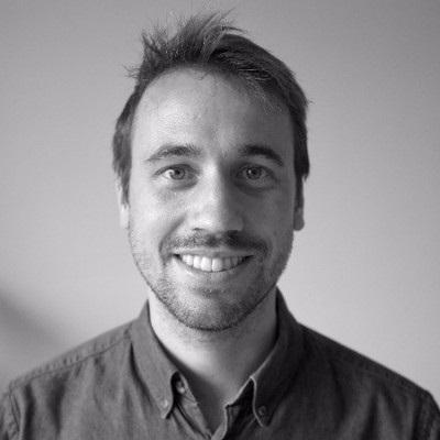 Andrew Goodman, CSR manager, Dolomite