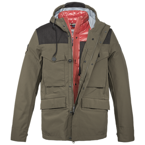 Dolomite Field Jacket, f/w '21
