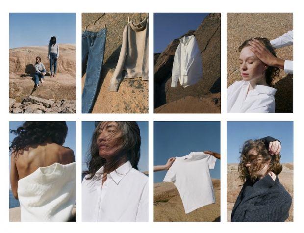 Asket womenswear looks