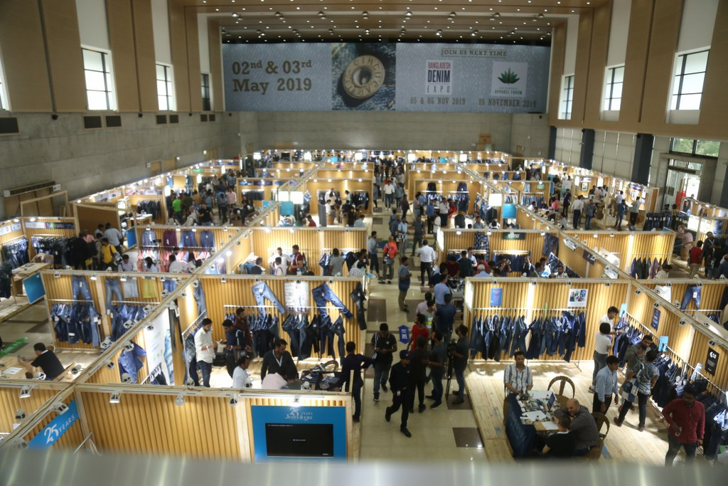 Bangladesh Denim Expo is postponed