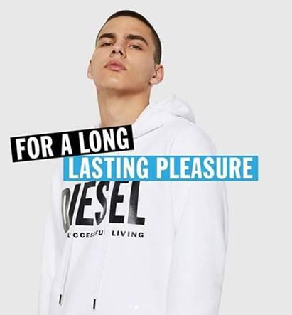 Diesel Upfreshing campaign