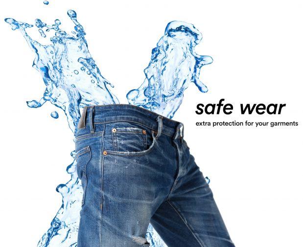 Garmon Safe Wear garment