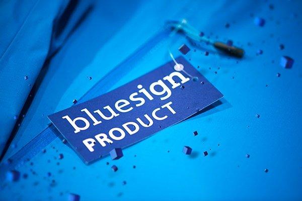 Bluesign labeled product