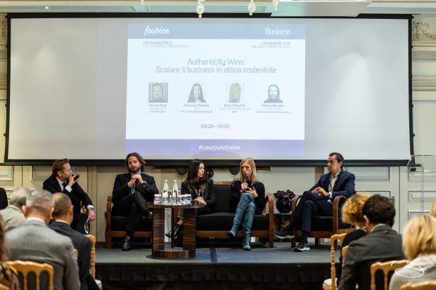 The sixth edition of the CEO Roundtable took place in Milan