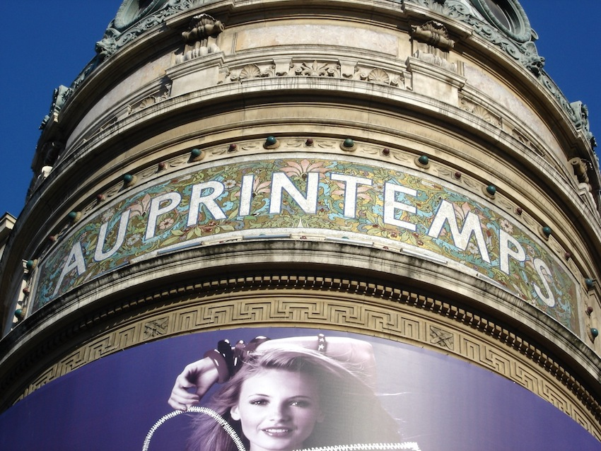 COVID crisis: Le Groupe Printemps closes stores