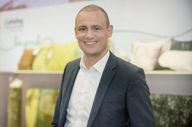 Florian Heubrandner, vice president global textiles business, Lenzing