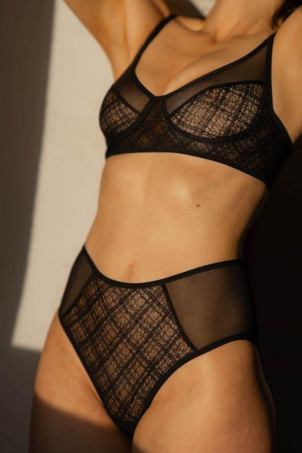 Eco lace underwear by Heist