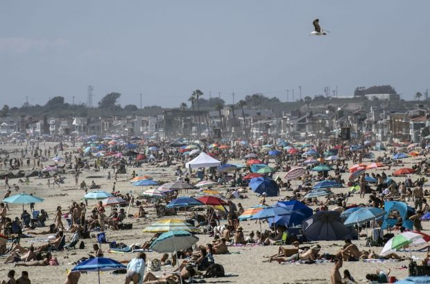 Escaping home: Newport Beach/California during the past weekend