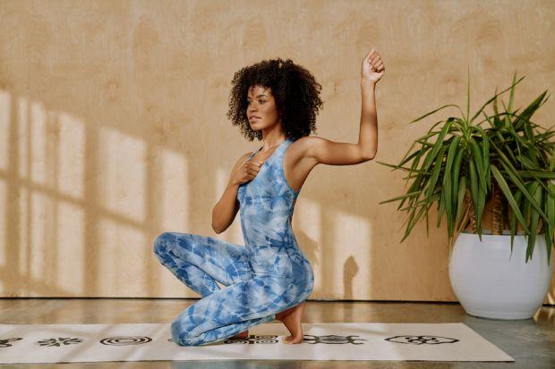 Luisa Konga, owner, Yoga Konga