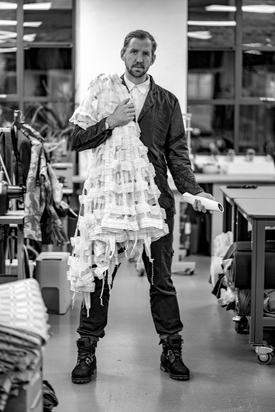 Christopher Ræburn to revive Massimo Osti brands