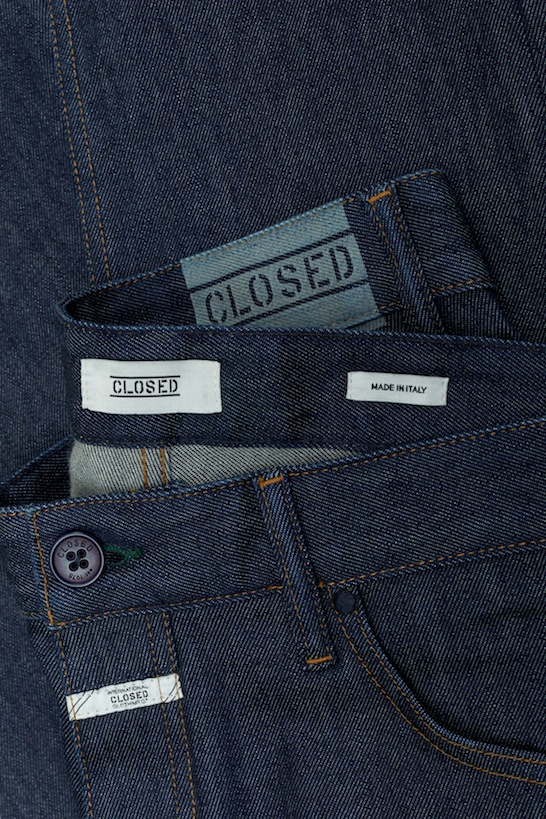 Closed and Candiani launch the first degradable stretch jeans