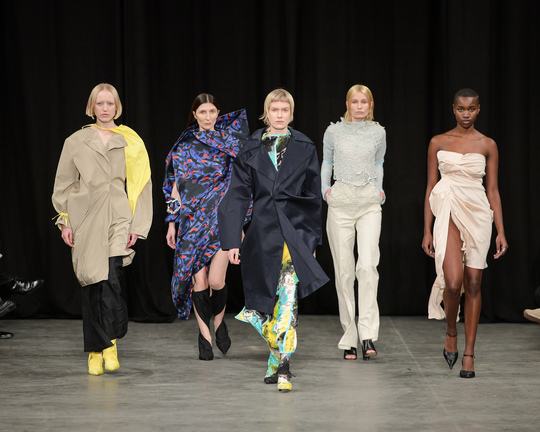 Copenhagen Fashion Week: Designers' Nest fashion show for fashion graduates