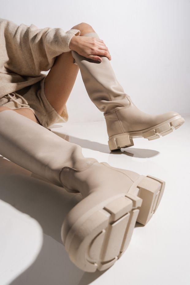 Copenhagen CPH551 boot, campaign image