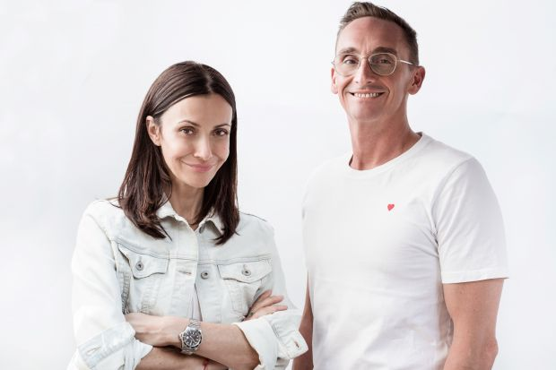 Anita Tillmann and Jörg Arntz, managing directors, Premium Group