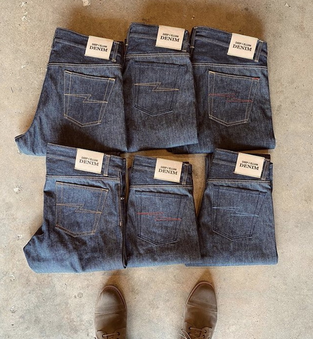 Deep Ellum Denim, a Store, a Brand and a Shared History