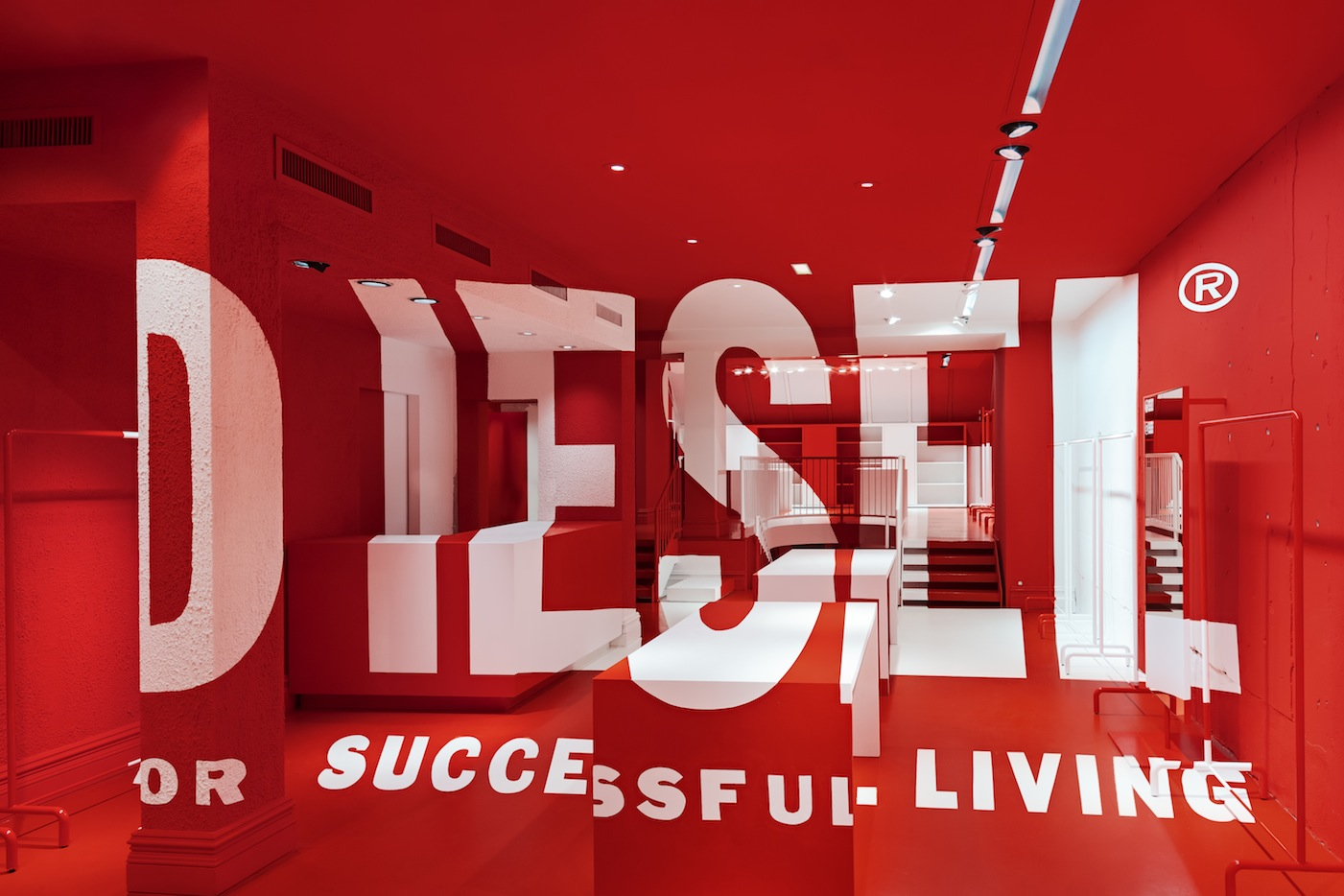 Diesel kicks off new retail strategy