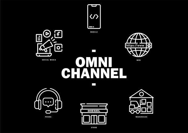 Diesel Moon omnichannel scheme