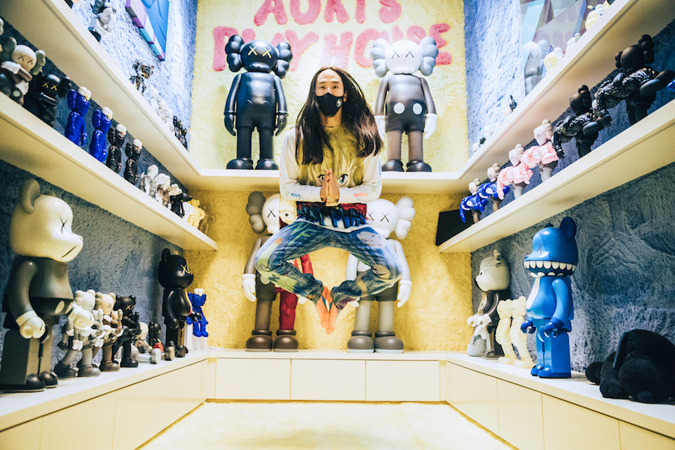 Discover Steve Aoki's new collab with Candiani Denim