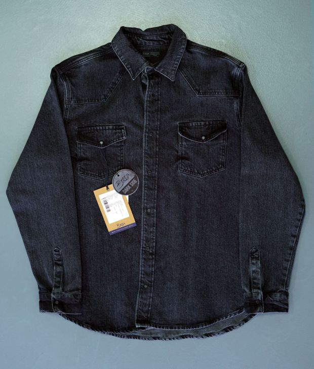 Bossa graphene denim shirt