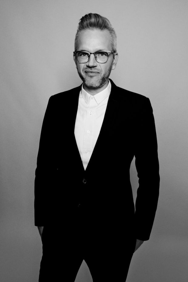Jonas Eder Hansen, public affairs director, Global Fashion Agenda