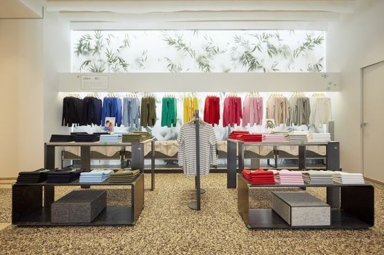 Discover Benetton's new sustainable concept store