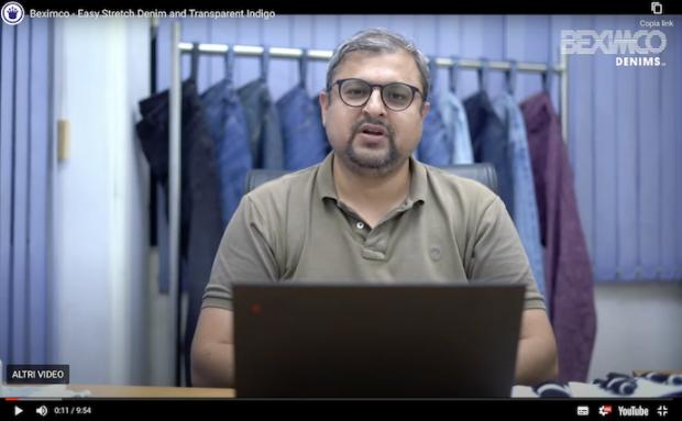 Junaid Sadfar, executive director, Beximco Denims