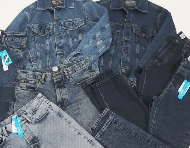 Road To Mission Zero Collection by Jeanologia and Cone Denim