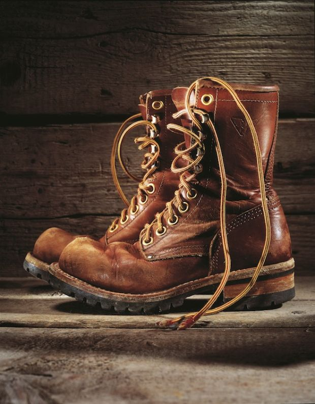 Vintage boots by Docksteps