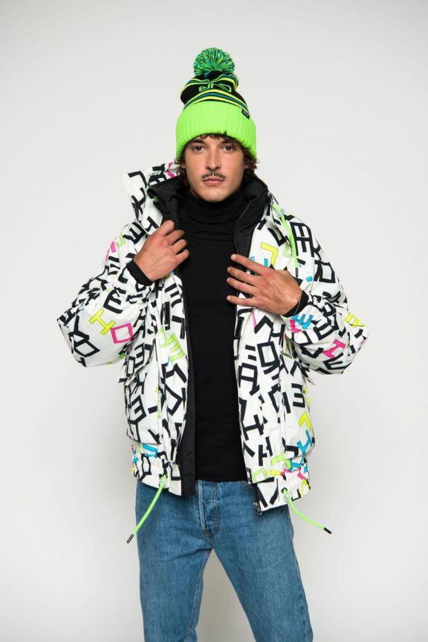 Elho jacket, Heritage line