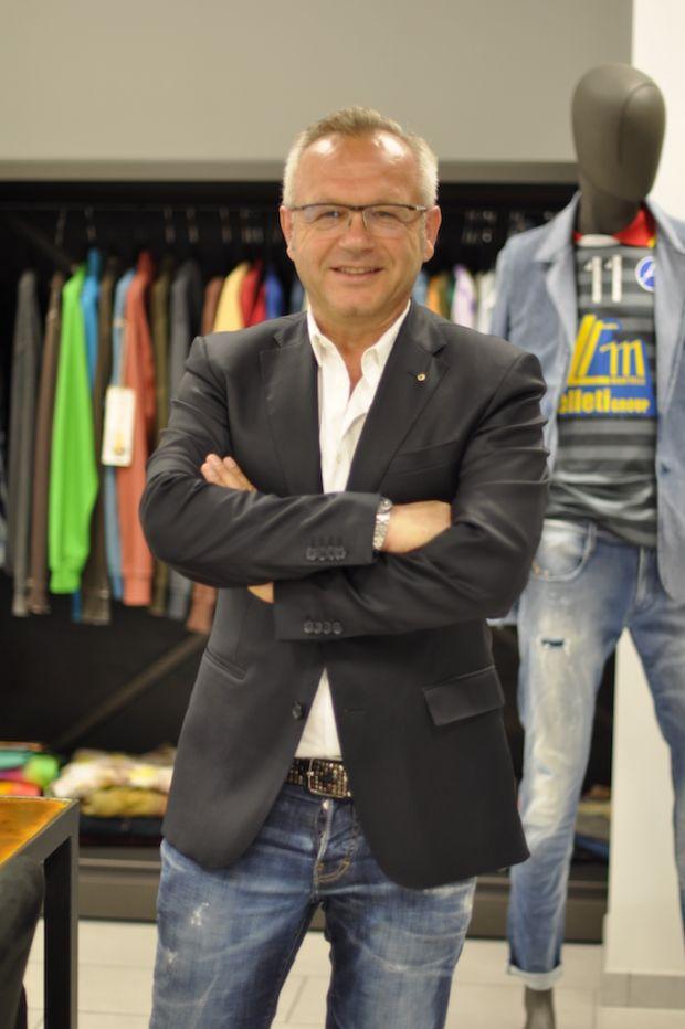 Luigi Lovato, CEO and founder, Elleti Group